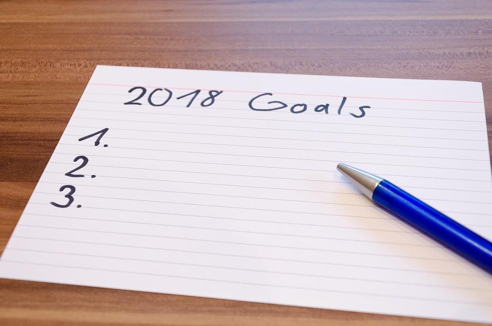 Piccoli consigli su come definire i propri obiettivi